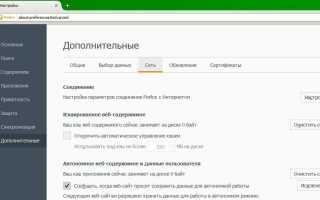 Вопрос информационной безопасности: как почистить cache и cookie в браузере