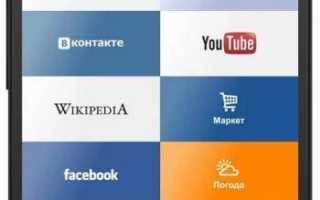 Приложения для Yandex браузера