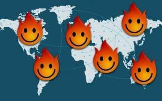 Hola для Firefox: разблокировка доступа к любому сайту с помощью простого аддона
