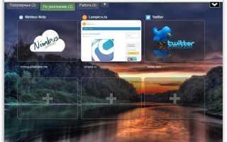 Что делать, если пропали визуальные закладки: пути решения в Mozilla Firefox