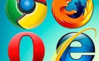 Элементы управления на странице «Настройки» браузера Google Chrome