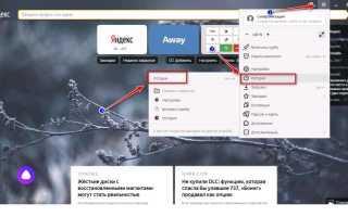 Где хранится и как открыть историю просмотров в Yandex browser на Android и ПК?