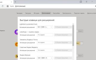 Почему не получается запустить расширение в Yandex browser и методы решения проблемы