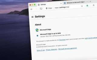 Edge на Chromium автоматически заменит старый Edge при обновлении Windows 10