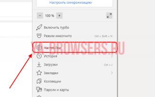 Руководство по работе с расширениями в Яндекс Браузере