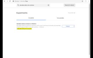Новые экспериментальные функции Chrome, которые доступны уже сегодня