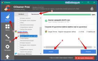Быстрые способы убрать сохранённые закладки и вкладки в Yandex browser