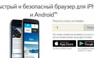 Как Яндекс.Браузер работает с данными пользователя