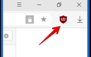 Новая uBlock Origin начала блокировать трекеры посещаемых сайтов