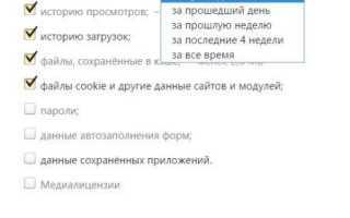 Как посмотреть куки в Яндекс Браузере