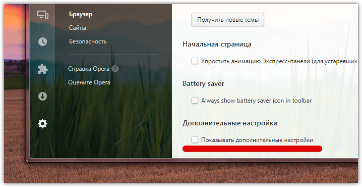Opera hidden settings (1)