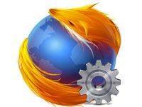 сброс настроек в Firefox