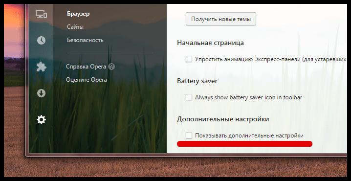 Opera hidden settings (1)