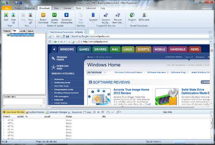 Interfejs-programmy-Offline-explorer-Pro.png