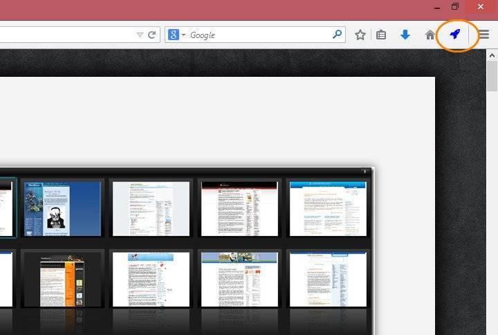 Как сохранить страницу Firefox в формат PDF