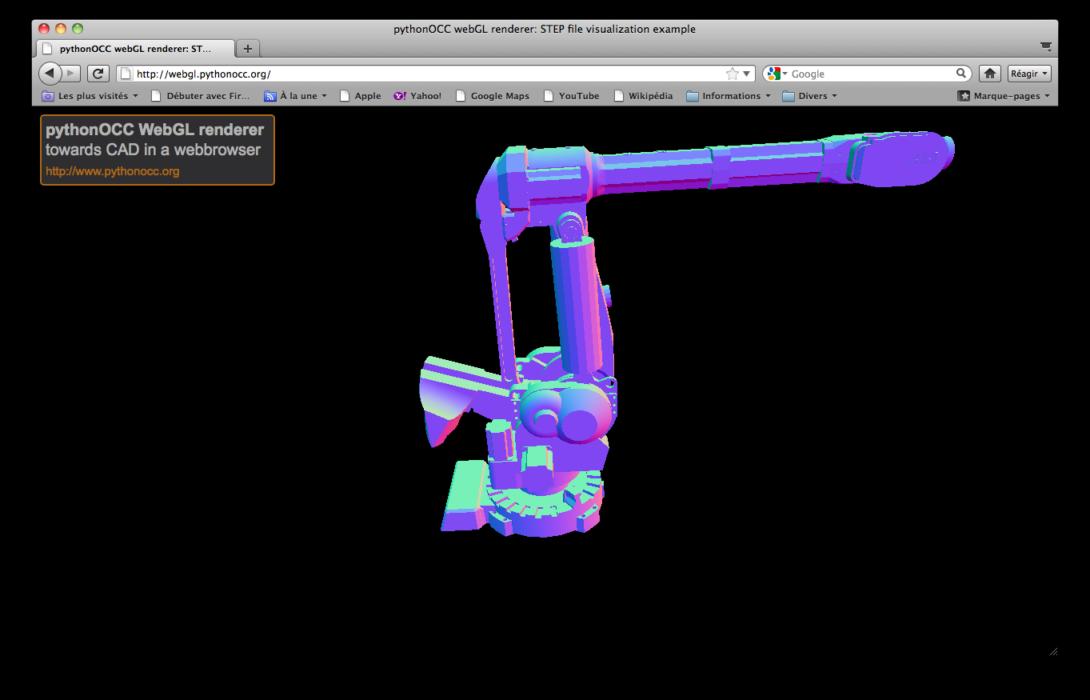 Графика WebGL в Мозиле