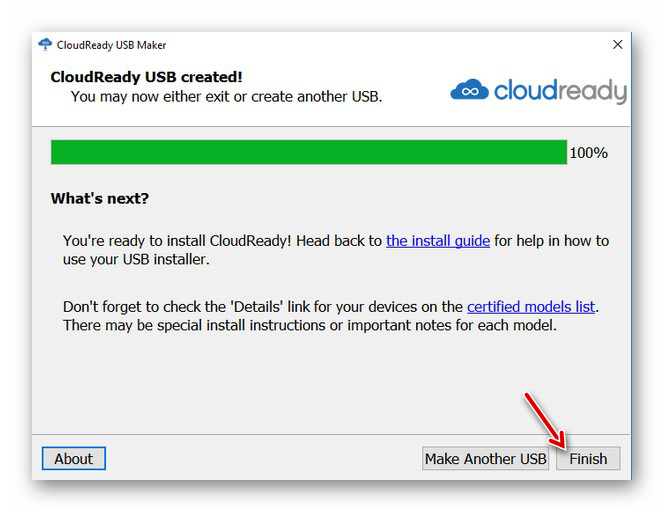 Soobshhenie-ob-uspeshnoy-operatsii-sozdaniya-zagruzochnoy-fleshki-Chrome-OS-v-CloudReady-USB-Maker.png